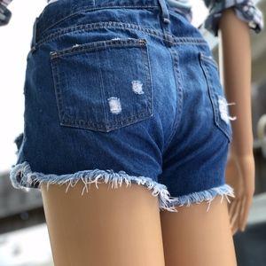 Rag & Bone Jean Shorts (size 27)